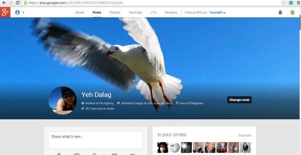 Yeh Dalag Google+